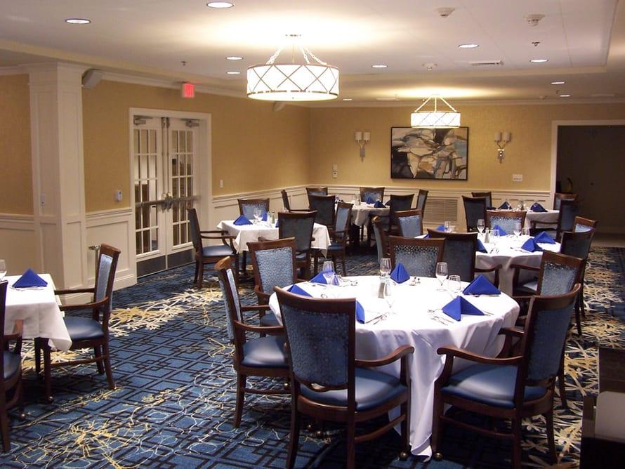 Light up-gradation at dining room